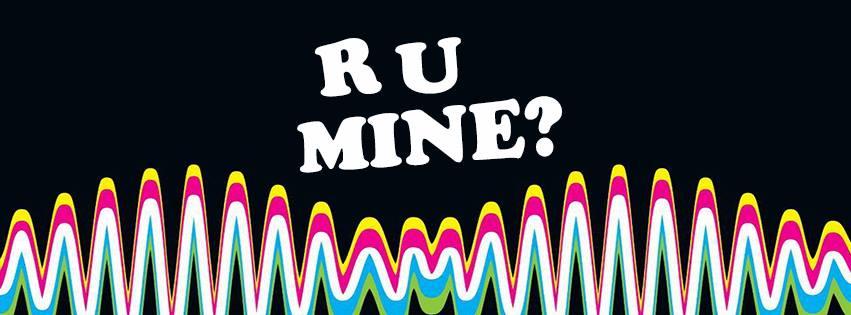 R U Mine?: Rock 'n Roll feestje met een indie insteek.