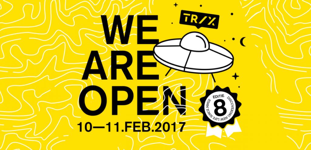 We Are Open 2017 @ Trix: Dansen op de duistere klanken van het leven