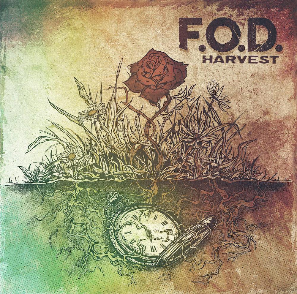 """F.O.D. – """"Harvest"""" (★★★★) Punkrock van de bovenste plank."""