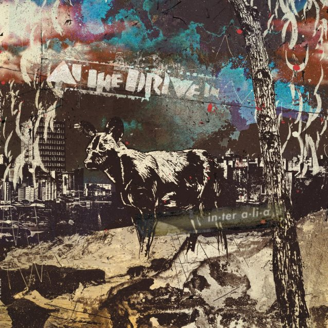 """Nieuwe single At The Drive In – """"Incurably Innocent"""""""