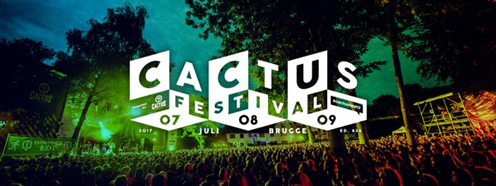 Nieuwe namen Cactusfestival 2017 met Rhye en Kevin Morby
