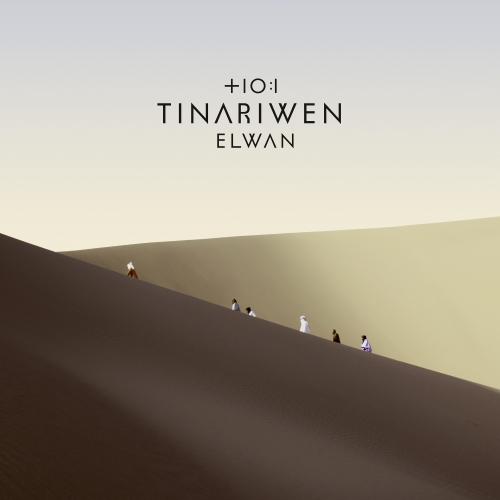 """Tinariwen – """"Elwan"""" (★ ★ ★½) : Een prachtig huwelijk tussen woestijnrock en Amerikaanse blues."""