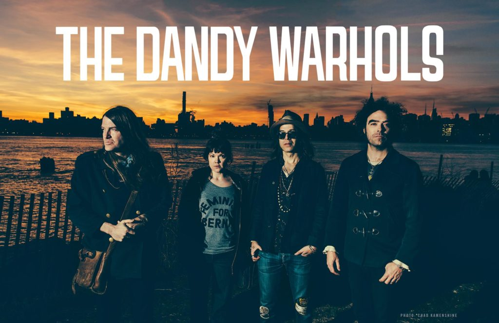 "Nieuwe single The Dandy Warhols – ""Thick Girls Knock Me Out (Richard Starkey)"""