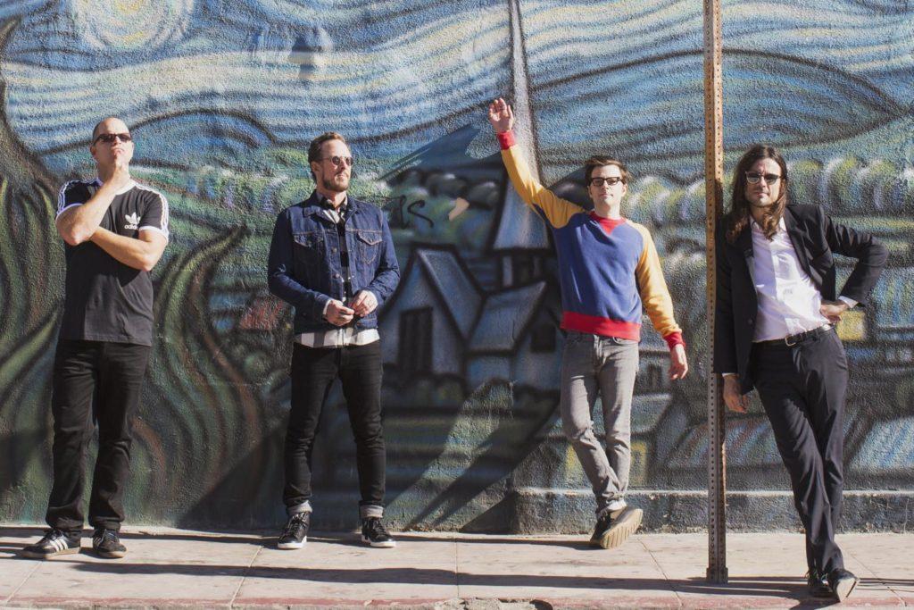 Weezer @ AB (Ancienne Belgique): Wederopstanding van een wereldband