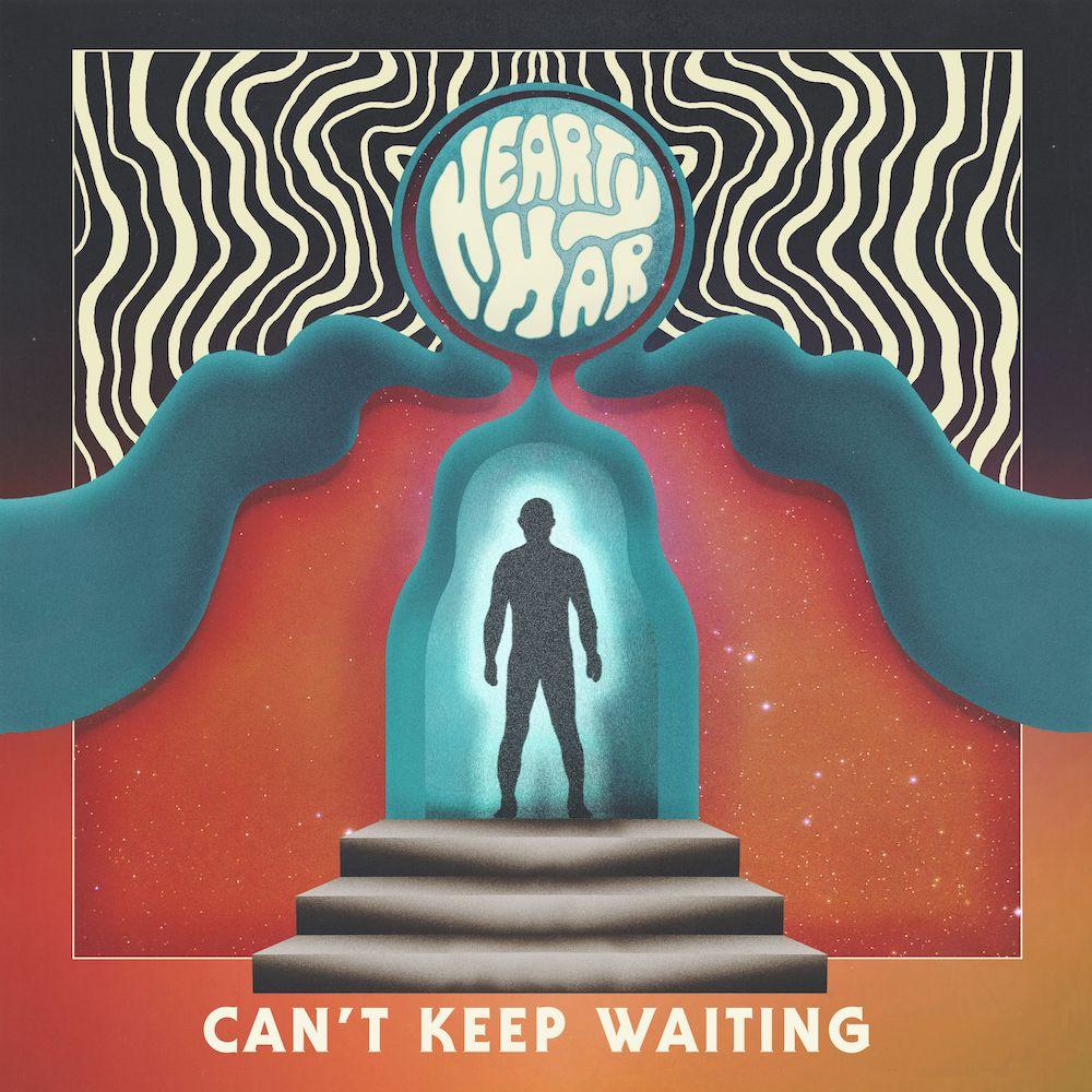 "Nieuwe single Hearty Har – ""Can't Keep Waiting"""