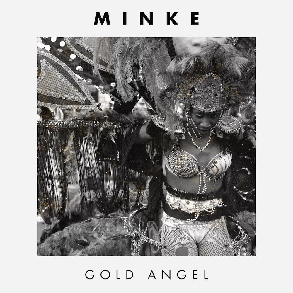 "Debuutsingle Minke – ""Gold Angel"""