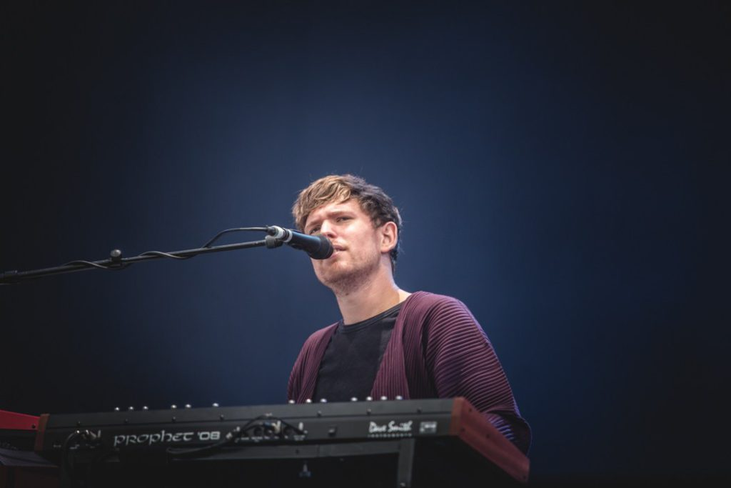 James Blake, The Black Lips, Modeselektor, GoldLink en meer naar Dour 2020!