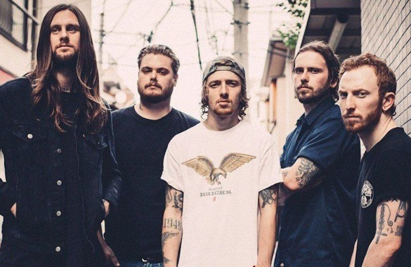 "Nieuwe single While She Sleeps – ""THE GUILTY PARTY"""