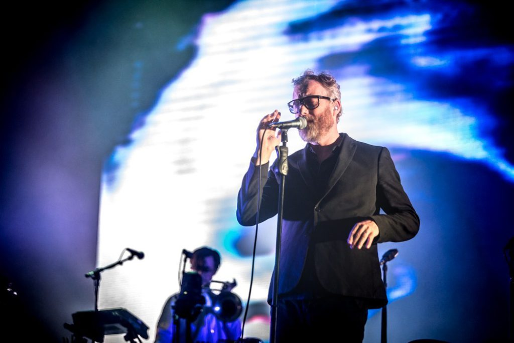 "Nieuwe single The National – ""Hairpin Turns"""
