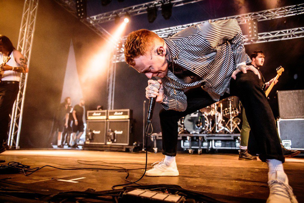 "Nieuwe single Frank Carter & The Rattlesnakes – ""Kitty Sucker"""