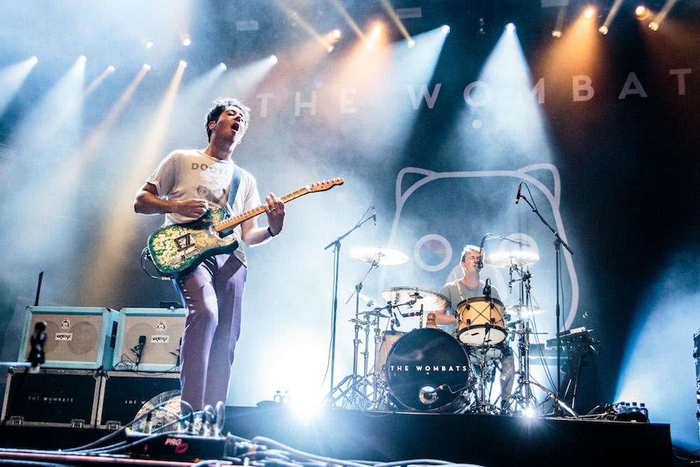 Circa Waves & The Wombats @ Trix: Indie rock hoogdag maakt z'n naam waar