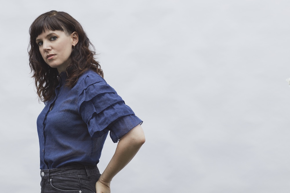 "Nieuwe single Anna Meredith – ""Paramour"""