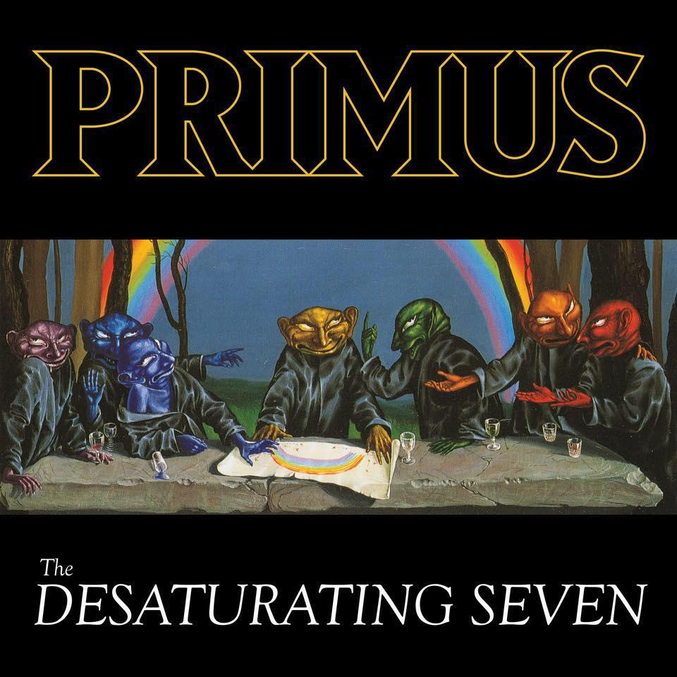 "Nieuwe single Primus – ""The Seven"""