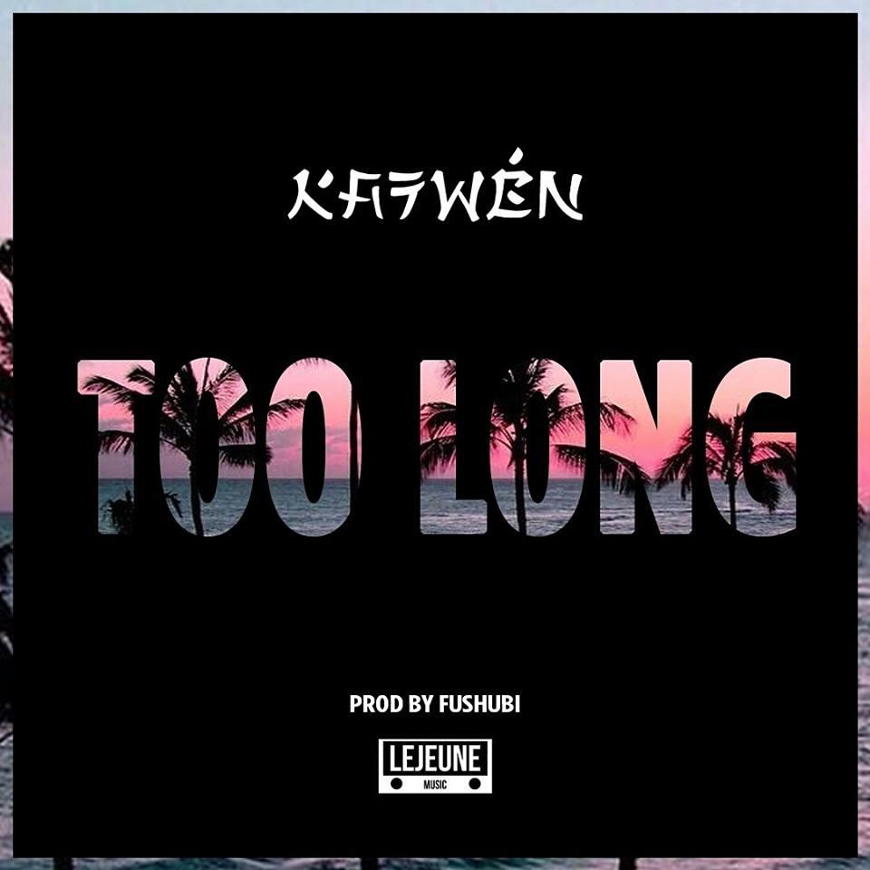 """Nieuwe Single Kai Wén – """"Too Long"""""""