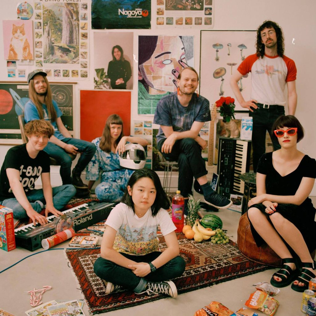 "Nieuwe single Superorganism – ""Hello Me & You"""