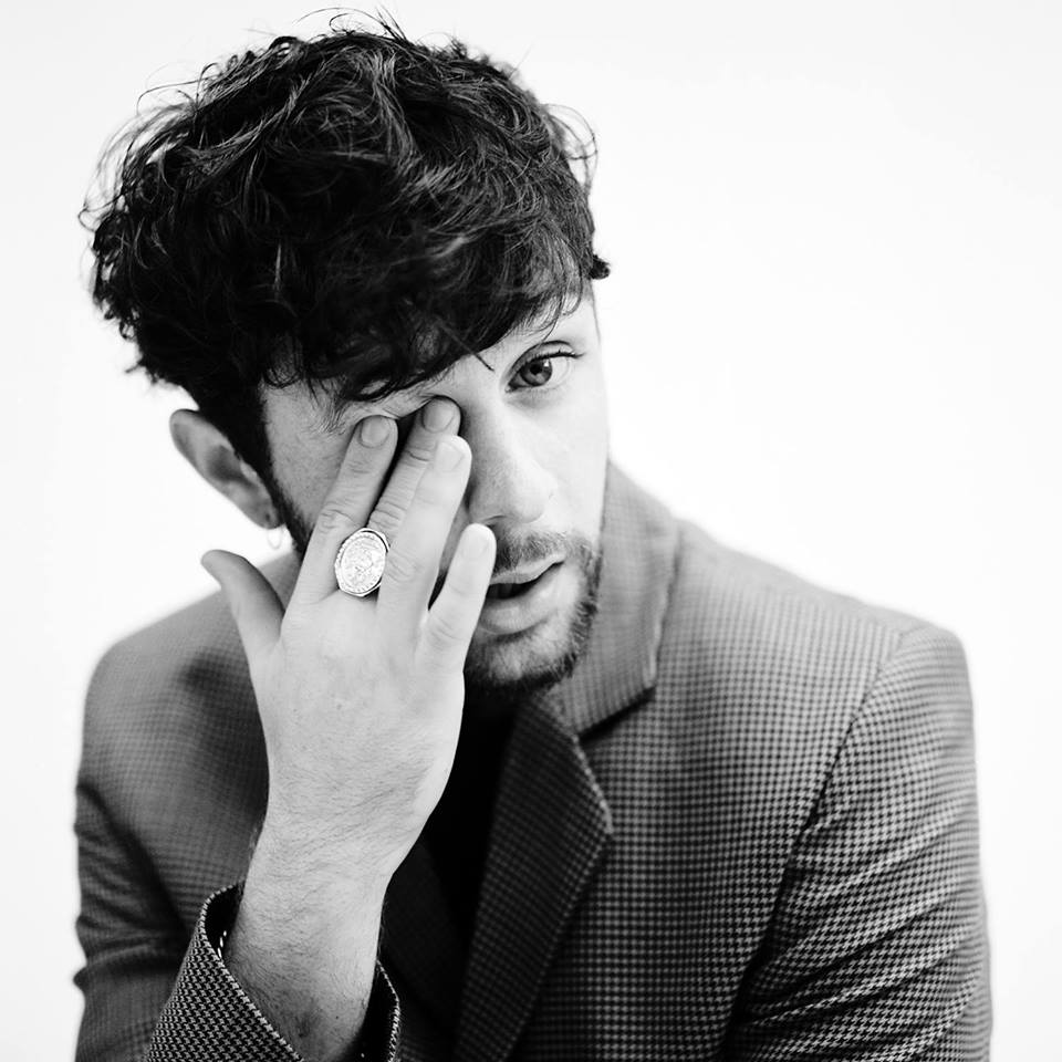 "Nieuwe single Tom Grennan – ""Barbed Wire"""