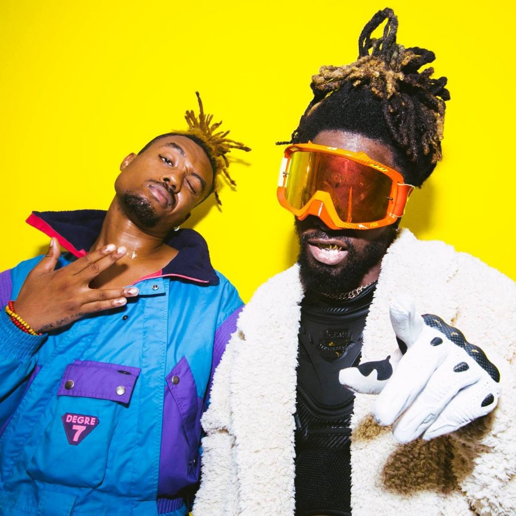 "Nieuwe single EarthGang feat. Arin Ray – ""Stuck"""