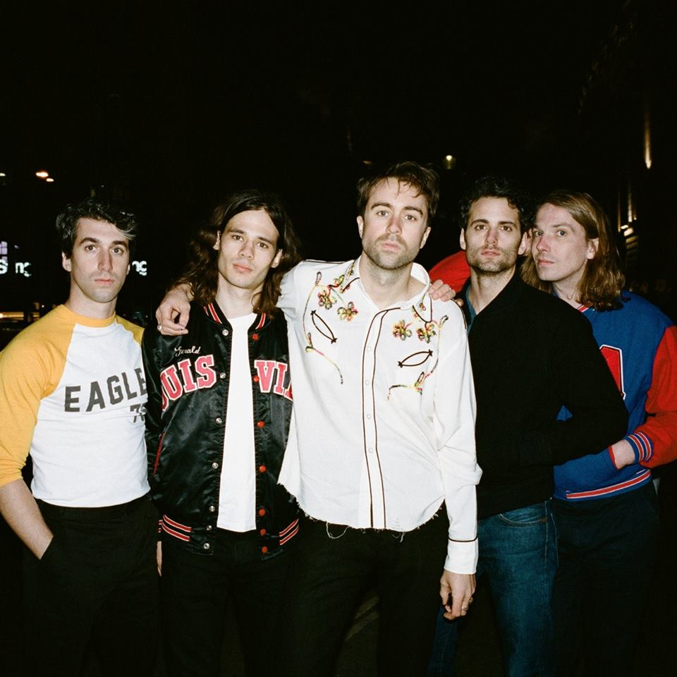 "Nieuwe single The Vaccines – ""Put It On A T-Shirt"""
