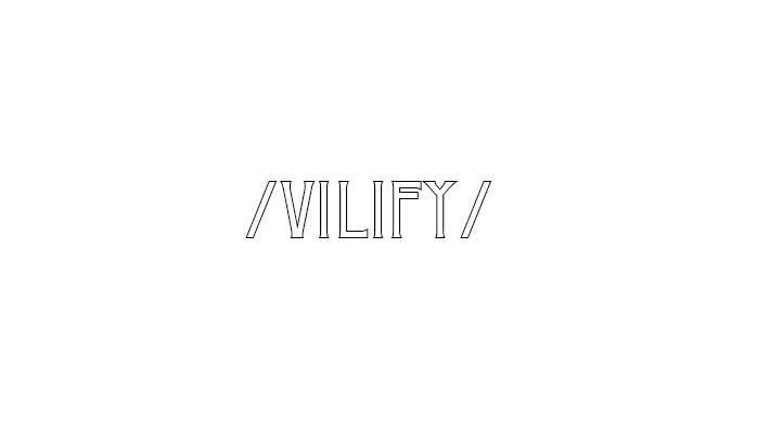 """Nieuwe single Vilify – """"Before"""""""