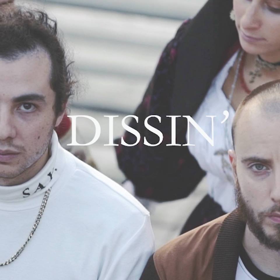 Nieuwe single run SOFA – Dissin'
