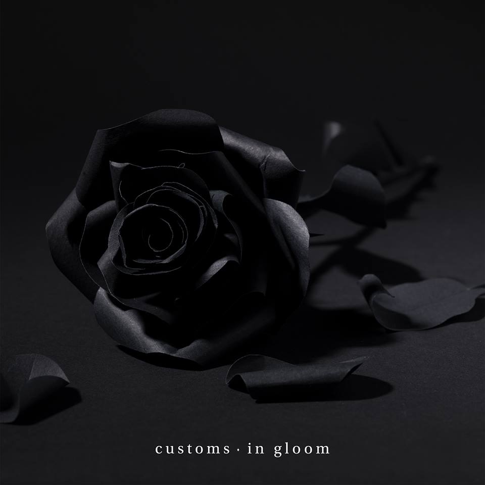 "Nieuwe single Customs – ""In Gloom"""