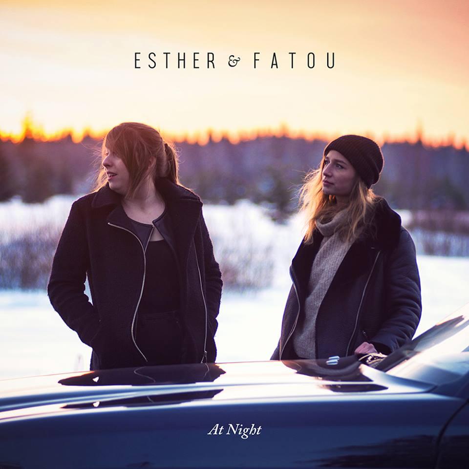 "Debuutsingle Esther & Fatou – ""At Night"""
