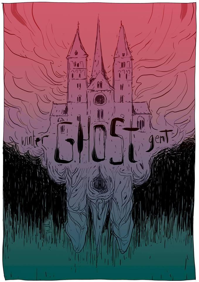 Winter GHOST op Sint-Jacobs: de leukste carrousel van het jaar