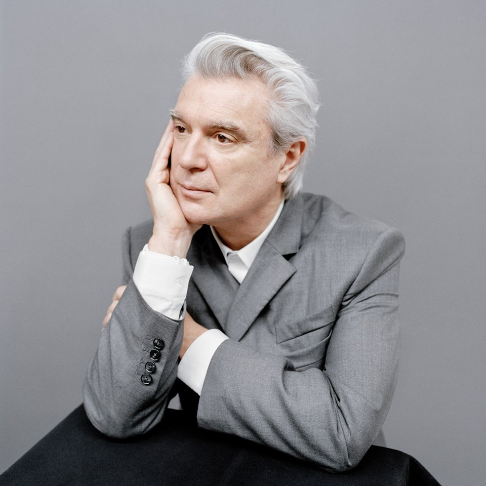 "Nieuwe single David Byrne – ""Everybody's Coming To My House"""