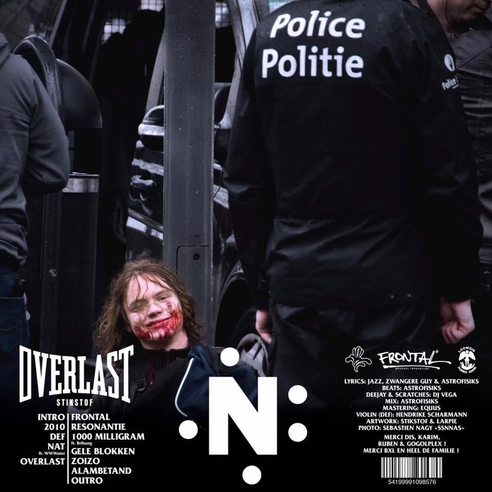 STIKSTOF – Overlast (★★★★): de 'bikkelharde' huldiging van BXL