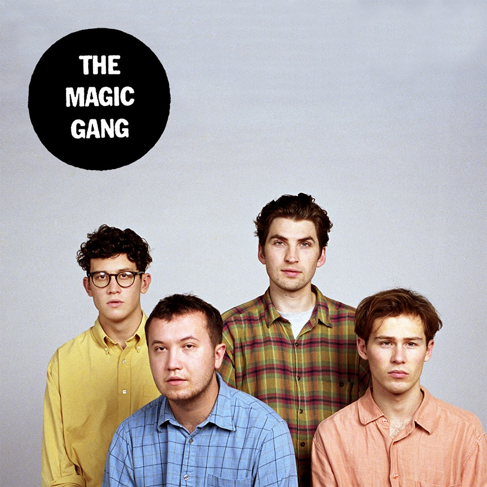 "Nieuwe single The Magic Gang – ""Take Care"""