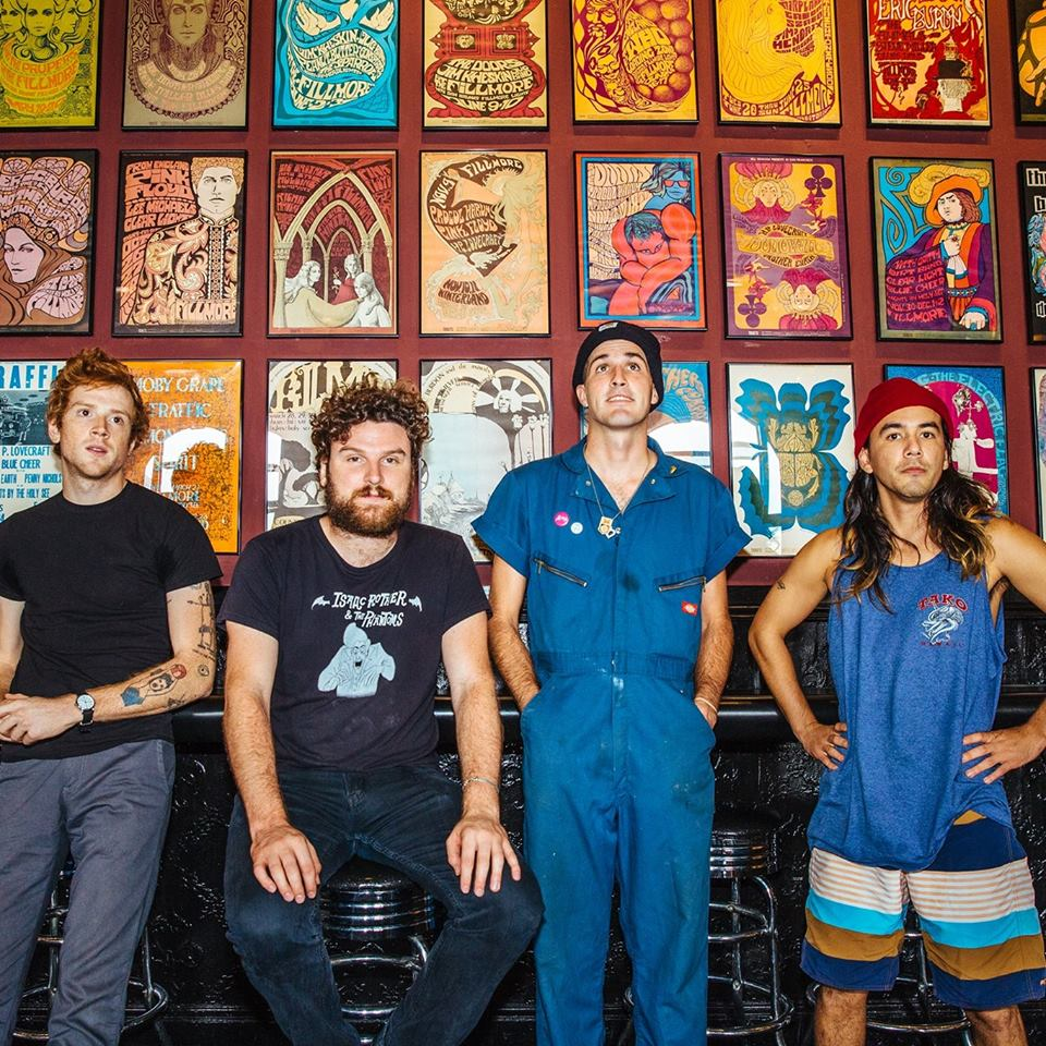 "Nieuwe single FIDLAR – ""By Myself"""