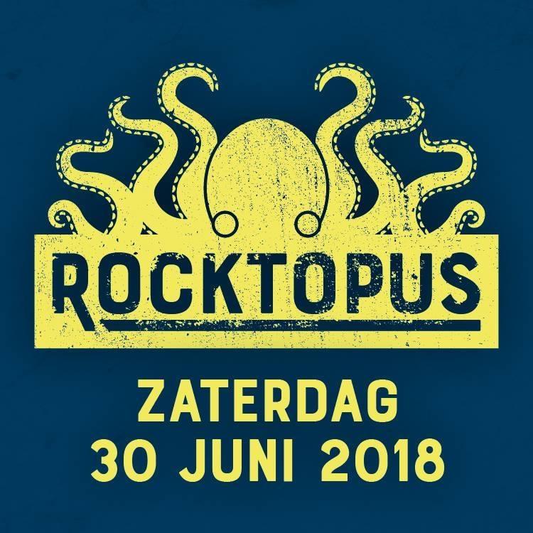 Rocktopus Festival 2018: Zonnen tussen garagerock en chirorok