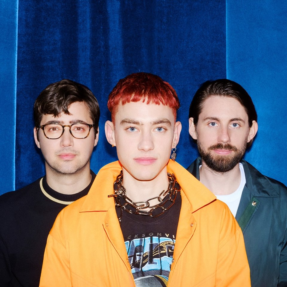 "Nieuwe single Years & Years – ""All For You"""