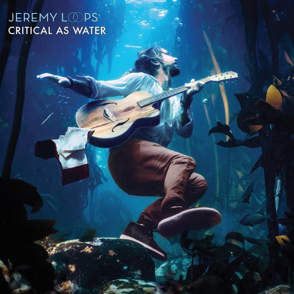 Jeremy Loops – Critical As Water (★★★½): een dynamisch popalbum met exotische invloeden