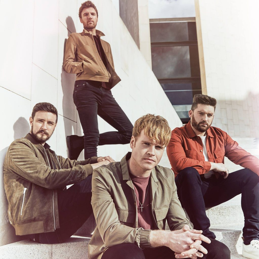 "Nieuwe single Kodaline – ""Shed a Tear"""