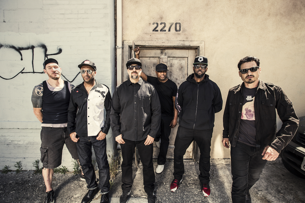 "Nieuwe single Prophets Of Rage – ""Made With Hate"""