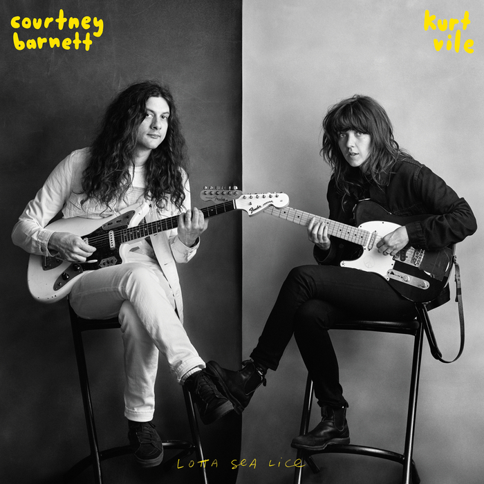 "Nieuwe single Courtney Barnett & Kurt Vile – ""Continental Breakfast"""