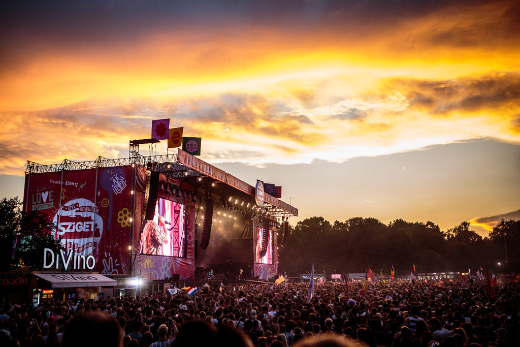 Sziget Festival 2019: Dag 3 & 4 met o.a. Tove Lo, The National & Tamino