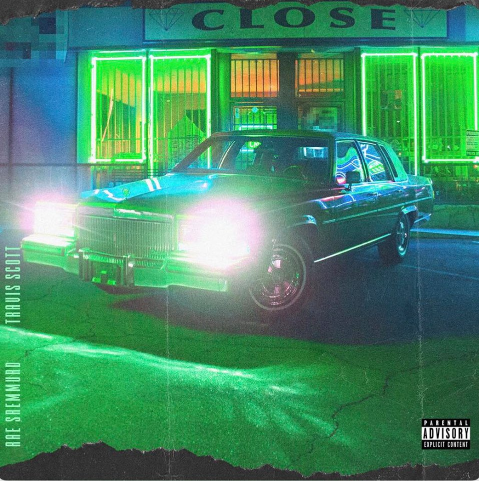"Nieuwe single Rae Sremmurd feat. Travis Scott – ""CLOSE"""