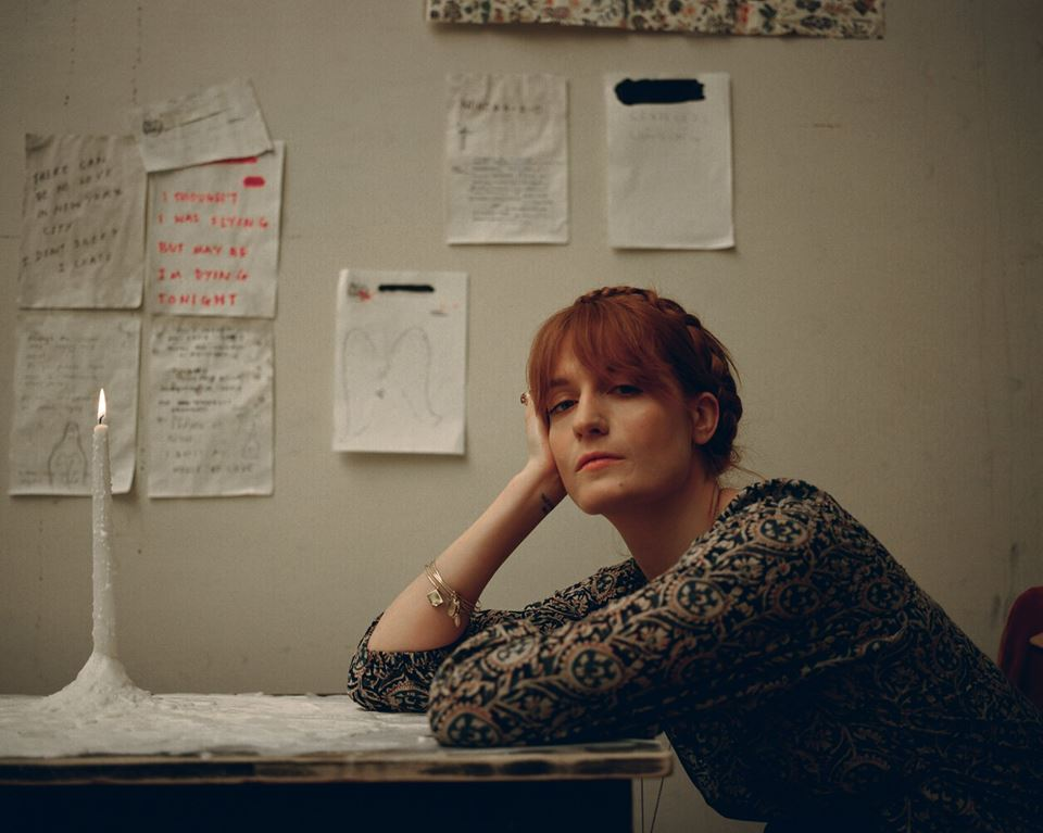 "Nieuwe single Florence + The Machine – ""Hunger"""