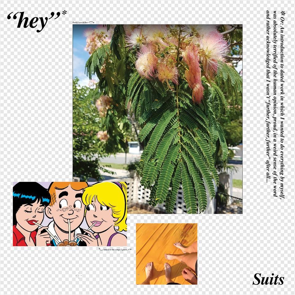 Suits – Hey (★★★): Opzwepende beats en dansbare synths