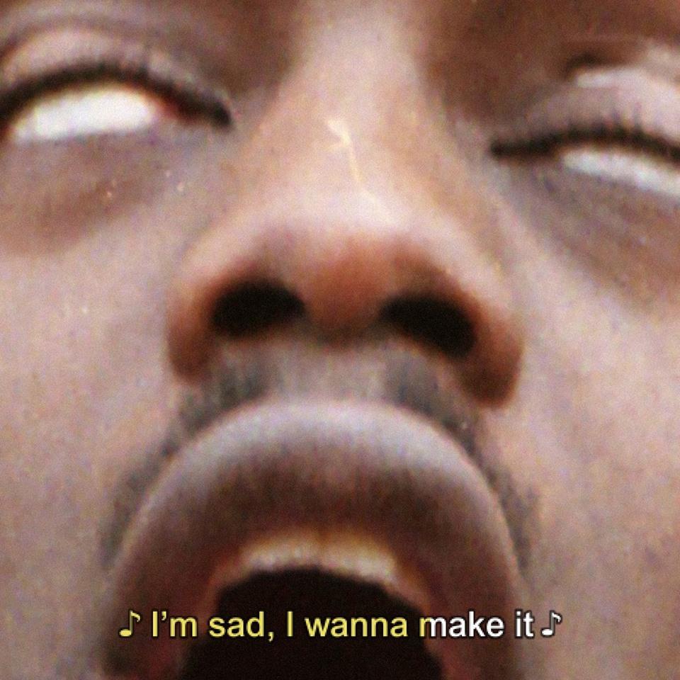 DVTCH Norris – I'm Sad, I Wanna Make It (★★★★):  Het leven is een speelplaats