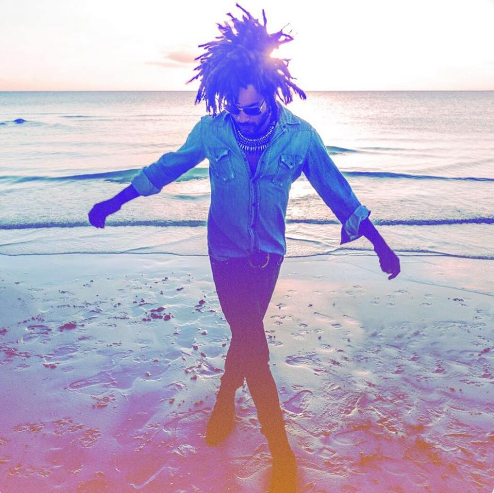 "Nieuwe single Lenny Kravitz – ""5 Days Til Summer"""