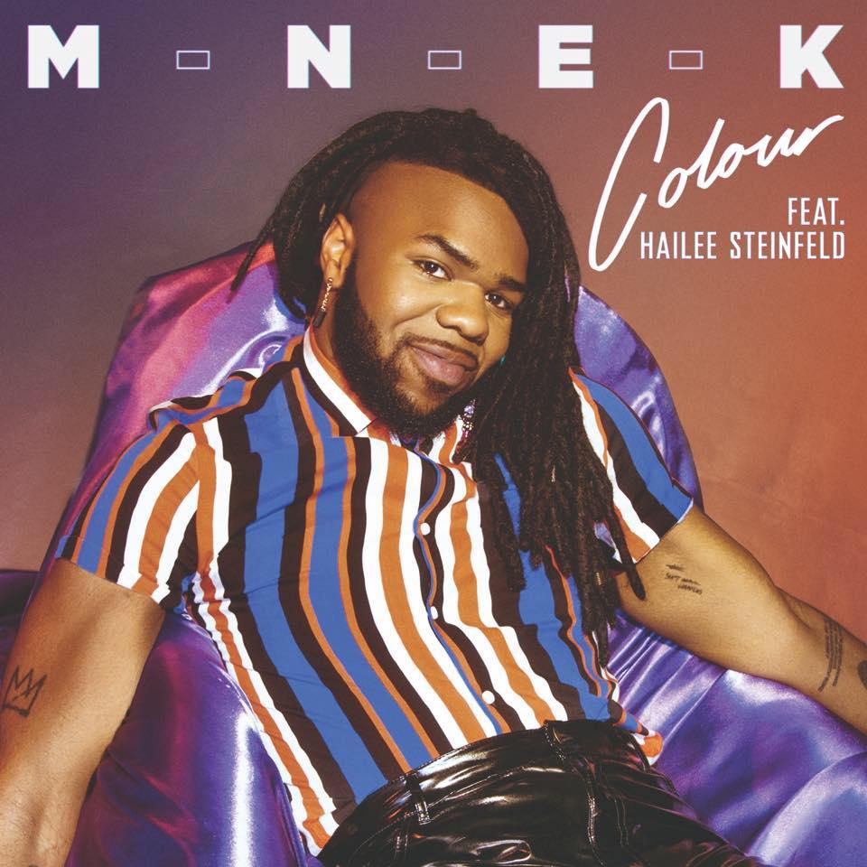 "Nieuwe single MNEK & Hailee Steinfeld – ""Colour"""