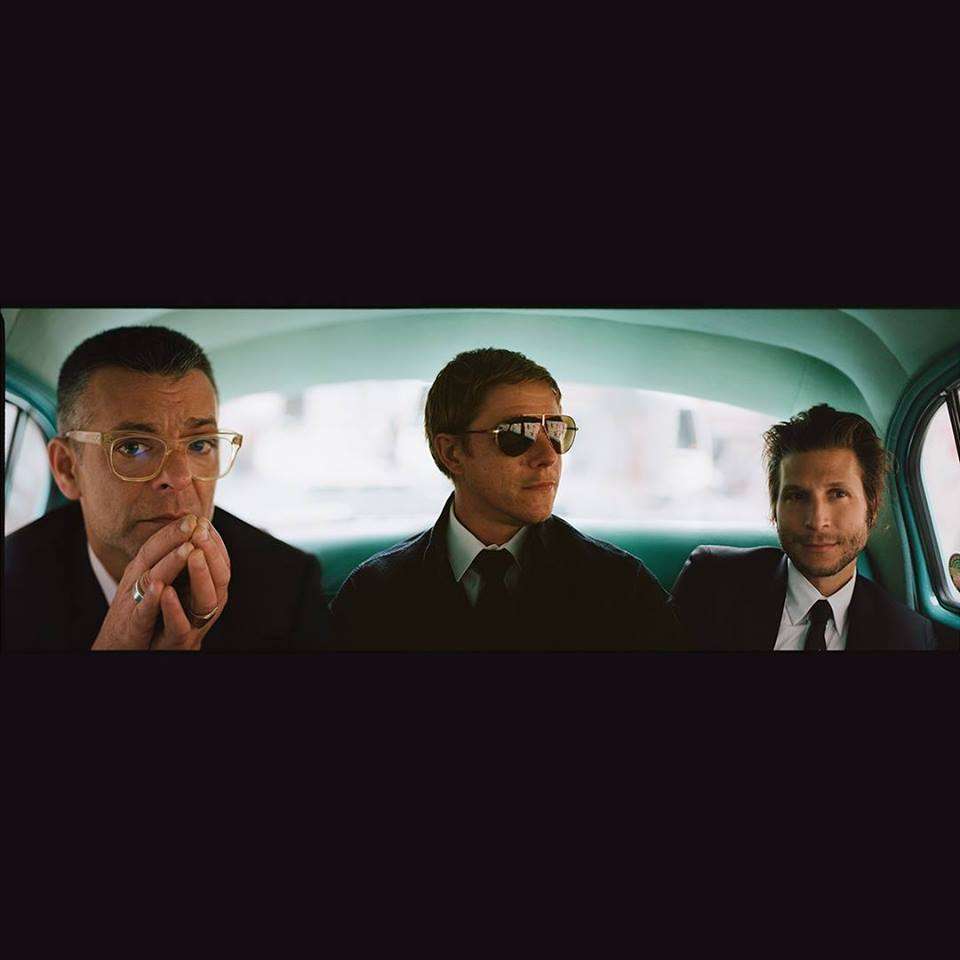"Nieuwe single Interpol – ""Fine Mess"""