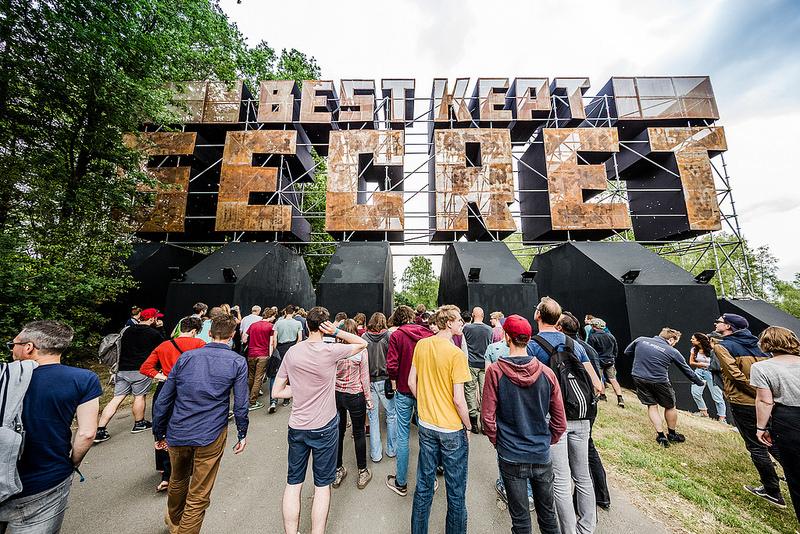 Best of Best Kept Secret 2017 Dag 1