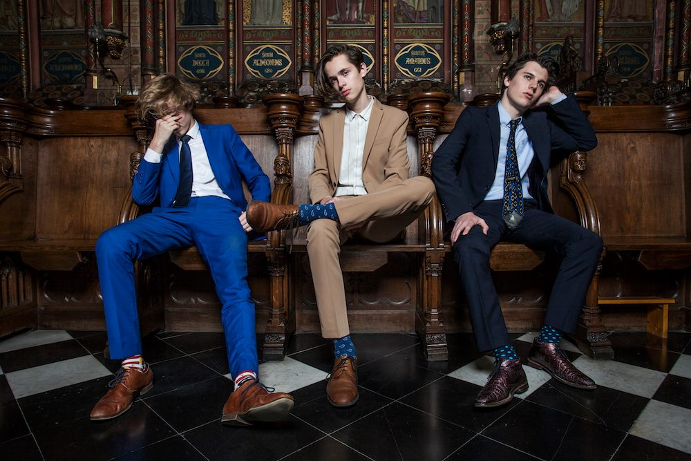 "Première: Nieuwe single HYPER! – ""Cowboy Moves"""