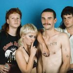 "Nieuwe single Amyl and the Sniffers - ""Gacked on Anger"""