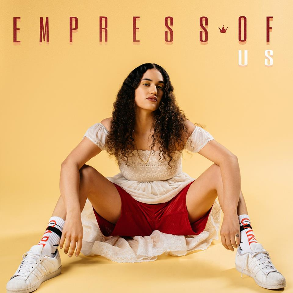 "Nieuwe single Empress Of – ""When I'm With Him"""