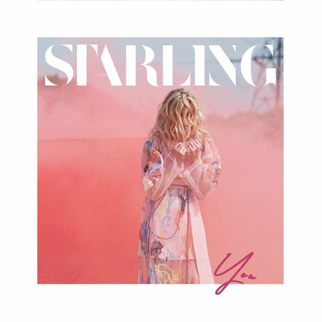 "Nieuwe single Starling – ""YOU"""